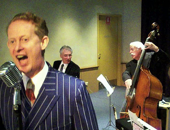 1920s 1930s Swing Band Sydney - Gatsby Band - Musicians