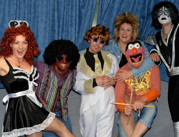 70s 80s Tribute Band Sydney