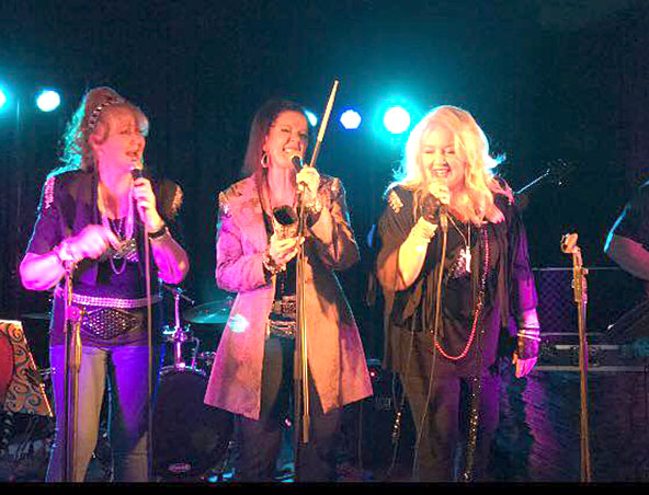 80s Ladies and Icons - Tribute Band Sydney - Musicians Hire