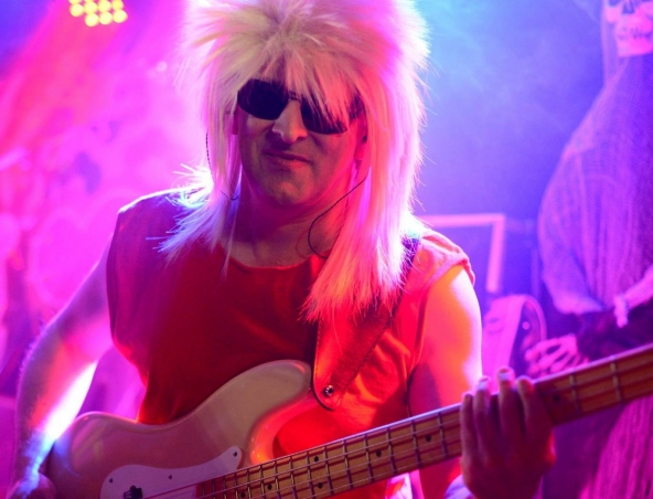 80s Tribute Show Band - Sydney Bands - Entertainers