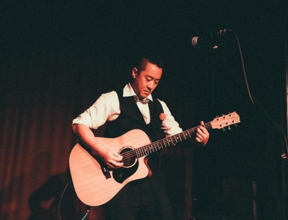 Andrew Lim acoustic soloist singer musician Melbourne