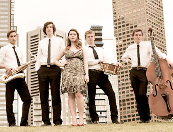 After Hours Jazz Band Melbourne - Musicians - Singers Wedding Band