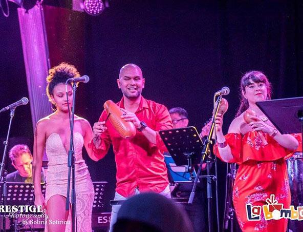 Ah Hum Adelaide Latin Cuban Dance Band - Cover Bands - Musicians