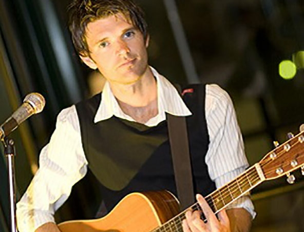 Ando Acoustic Soloist Musician Singer Perth