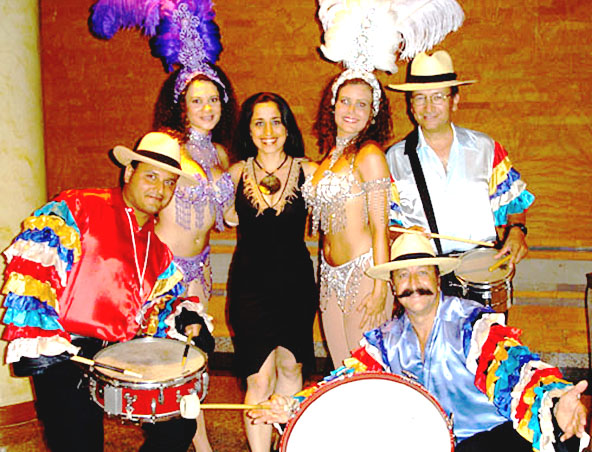 BRISBANE ROVING LATIN BAND