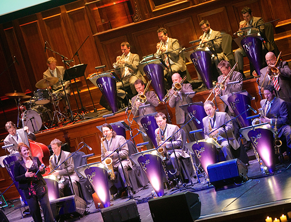 B Sharp Big Band - Swing Jazz Band Melbourne - Music
