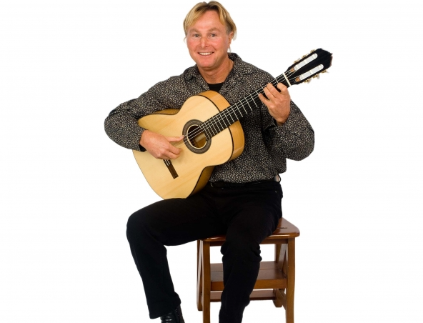 Instrumental Guitarist Sydney A