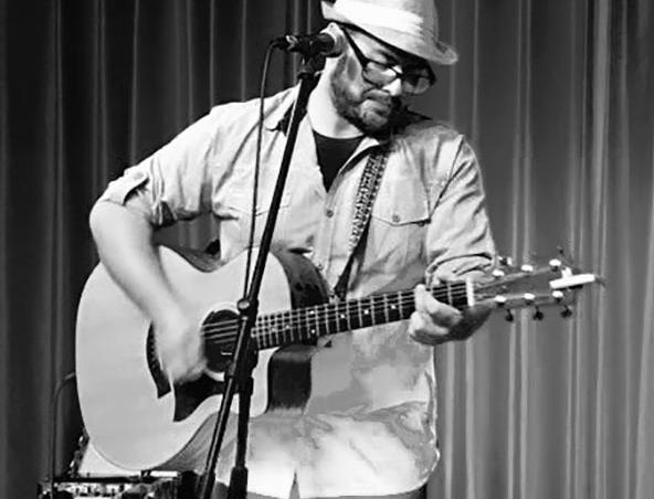 Danny Acoustic Soloist Singer Brisbane