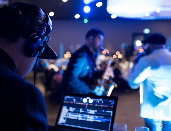 DJ Cover Band - Sydney Corporate Bands - DJs