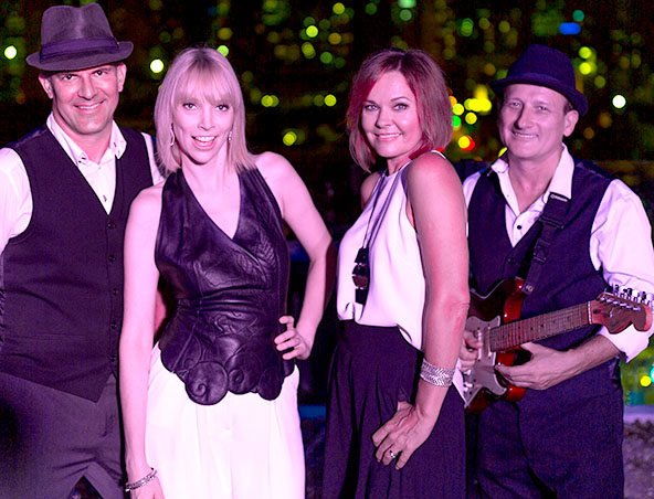 Era Cover Band Brisbane - Brisbane Corporate Bands - Musicians - Singers