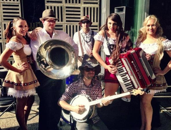 German Band Perth - Singers - German Dancers