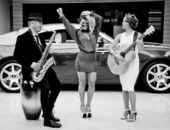 Groove Junction Music Trio Sydney