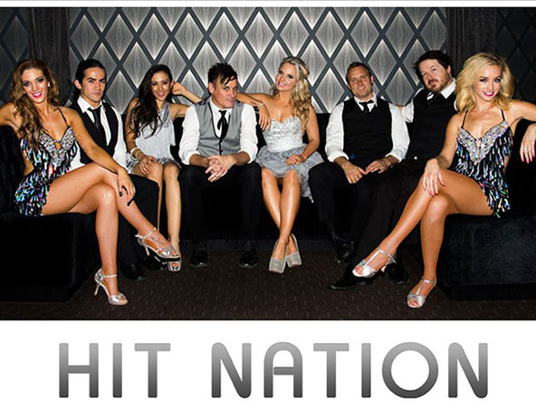 Hit Nation Corporate Band - Cover Band Melbourne