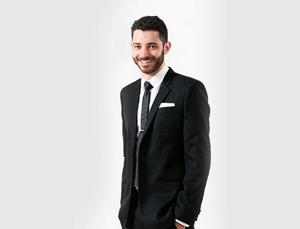 Wedding DJ Josh - Melbourne Djs - Disc Jockey