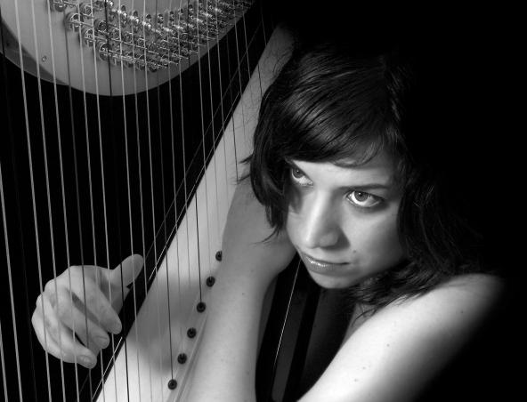 Perth Wedding Harpist