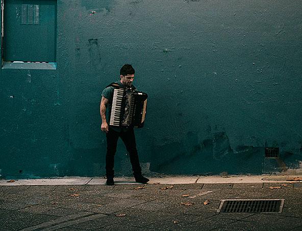 Sydney Piano Accordion Player E