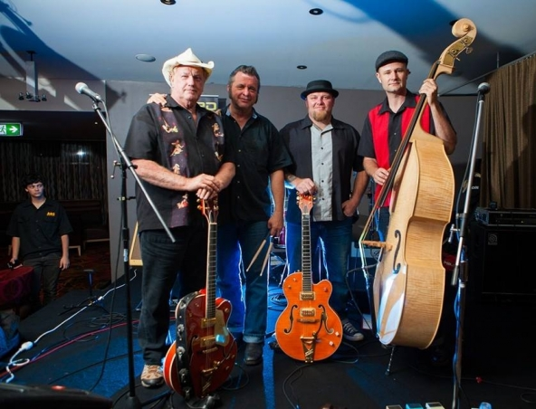 Rockabilly Band Brisbane