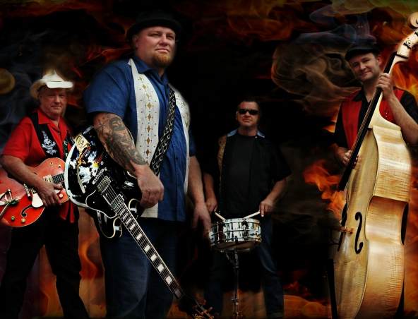 BRISBANE ROCKABILLY BAND