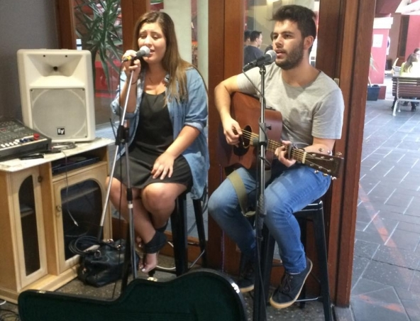 Smooth Talk Acoustic Music Duo Sydney