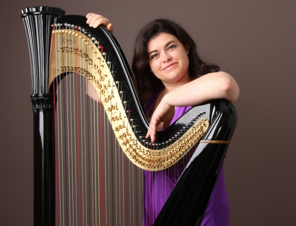 Sydney Wedding Harpist