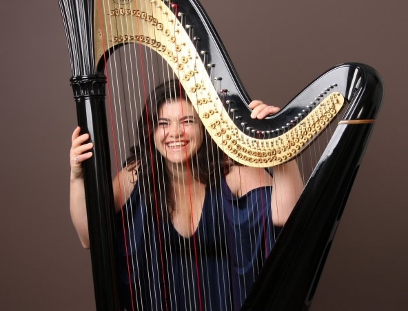 SYDNEY WEDDING HARPIST A