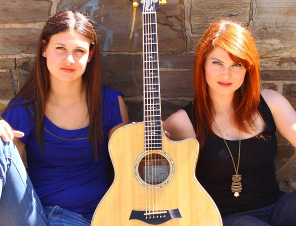 The Girls Next Door Acoustic Duos Adelaide