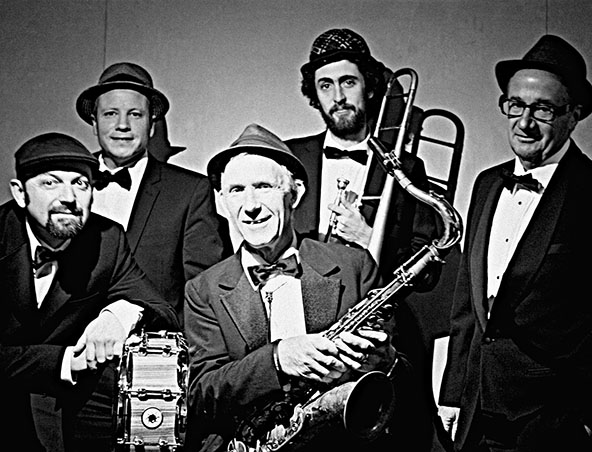The Sounds Of Silent Jazz Band Melbourne - 1920s Bands