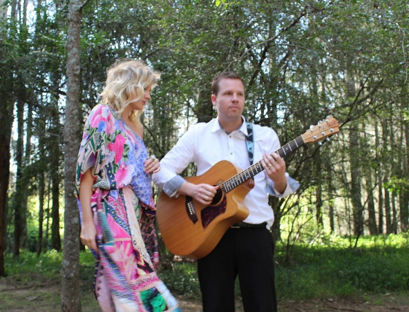 Acoustic Delight Music Duo Sydney