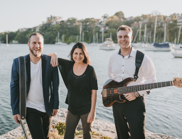Just In Time - Sydney Wedding Band - Singers Musicians - Entertainers