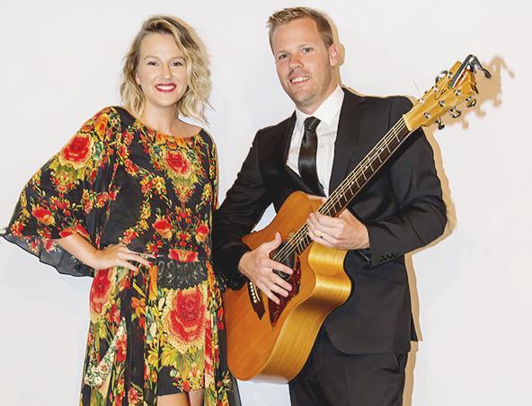 Acoustic Delight - Acoustic Duo Sydney - Music Singers