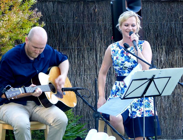 Deviation Acoustic Duo Adelaide - Wedding Singers - Musicians