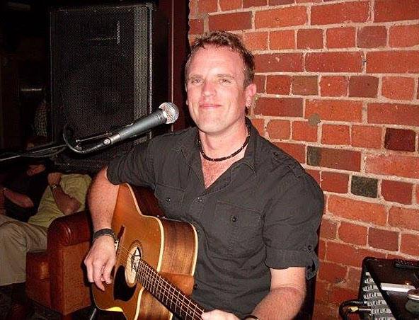 Luke Acoustic Soloist Singer Perth - Musicians Wedding