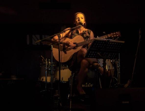Acoustic Music Soloist Adelaide Fee