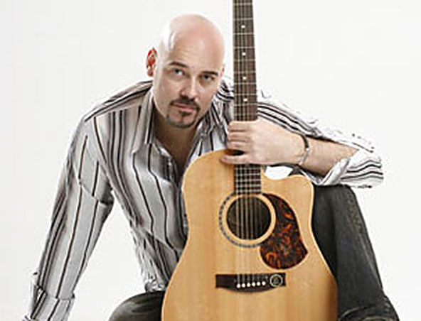 Acoustic Soloist Singer Perth - Woody