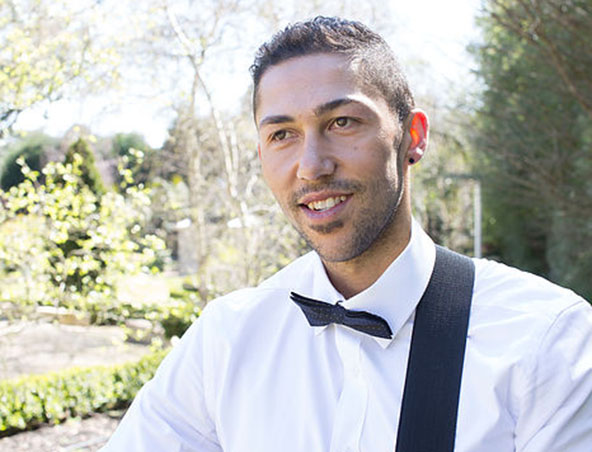 James Acoustic Soloist Singer Melbourne - Wedding Singer Musician - Entertainment