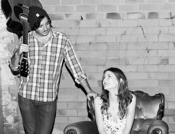 Amelia and Mitch Acoustic Duo Brisbane - Musicians