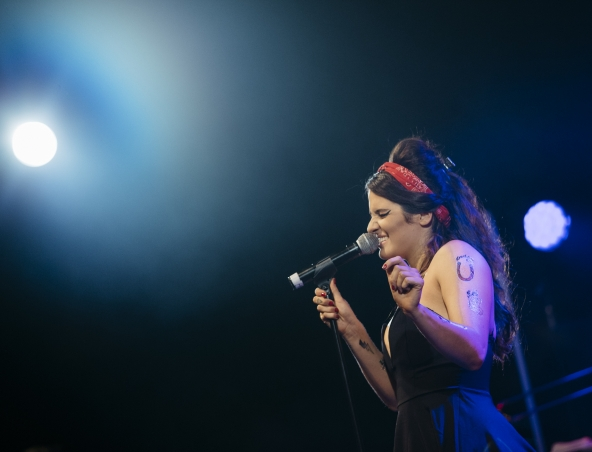 Amy Winehouse Tribute Show Band - Sydney Bands