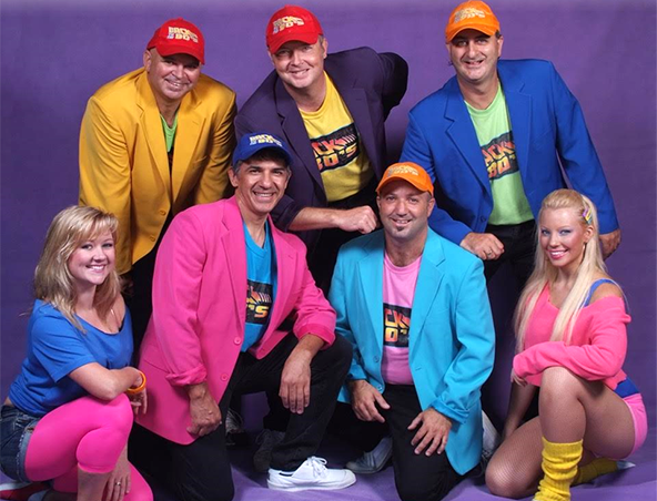 Back To The 80s - Tribute Show - Band Sydney