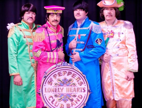 Beatles Tribute Band Brisbane