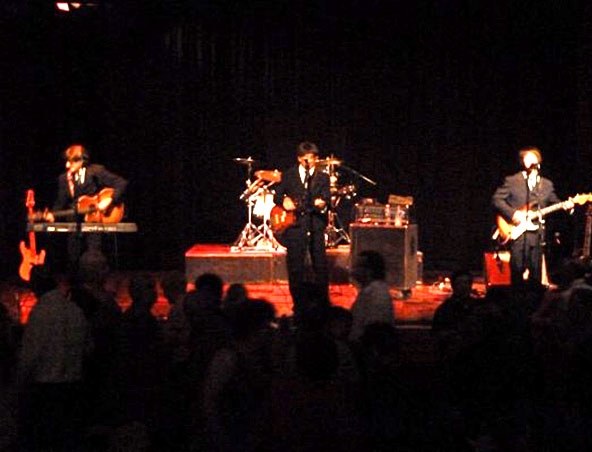 Beatles Tribute Band Sydney - Tribute Shows -  Musicians Cover Band