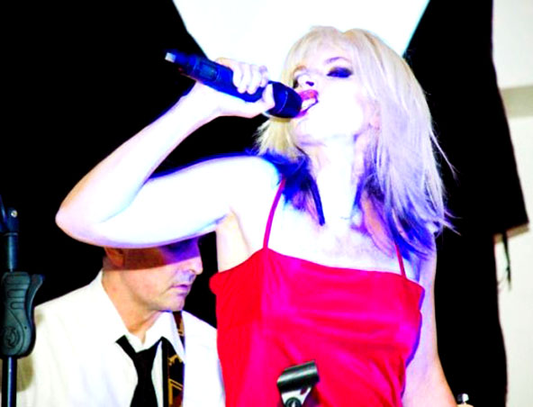 BLONDIE TRIBUTE SHOW