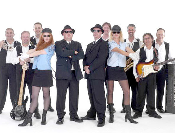 BLUES BROTHERS TRIBUTE BAND