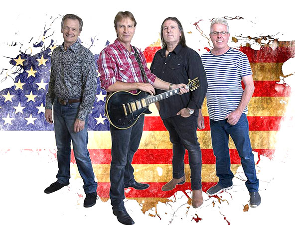 CREEDENCE CLEARWATER REVIVAL TRIBUTE