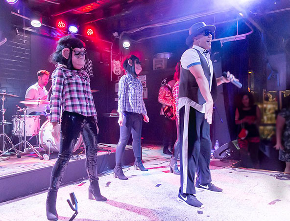 Bruno Mars Tribute Show - Melbourne Tribute Bands - Singers - Musicians