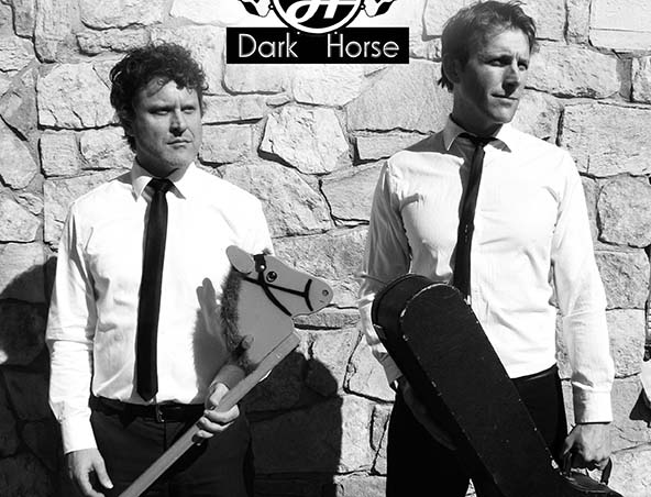 Dark Horse Acoustic Duo Adelaide - Singers Musicians - Wedding Band