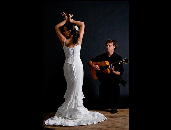 Aloysius Leeson Flamenco Spanish Classical Guitar Player - Adelaide Musician