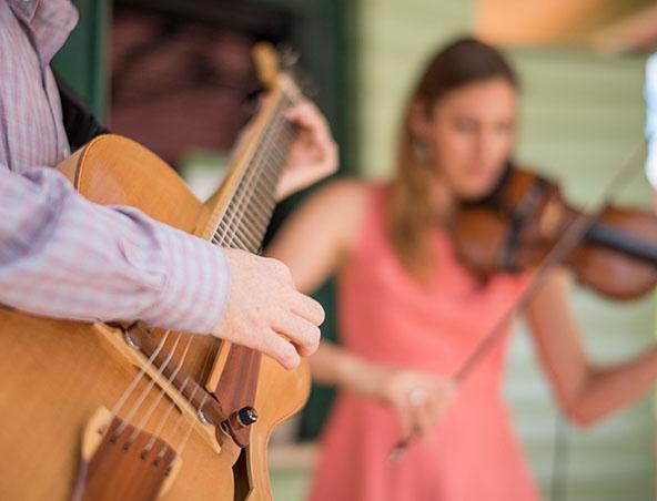 French Music Trio - Brisbane Jazz Bands - Musicians