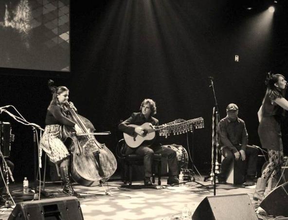 French Gypsy Band