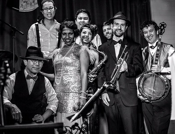 PERTH GREAT GATSBY BAND