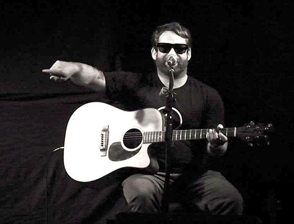 Acoustic Soloist Guy - Sydney Singers Musicians